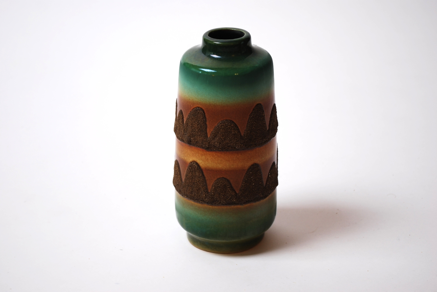 Set of decorative ceramics 60's, Bay Germany and others
