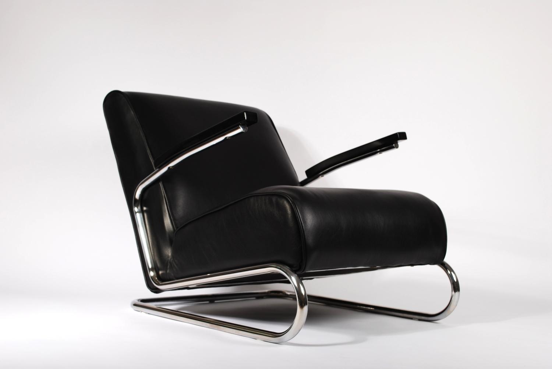 Easy chair Gispen