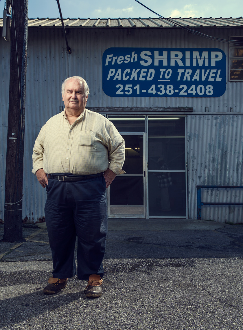 Ralph Atkins of Southern Fish & Oyster - Mobile, AL