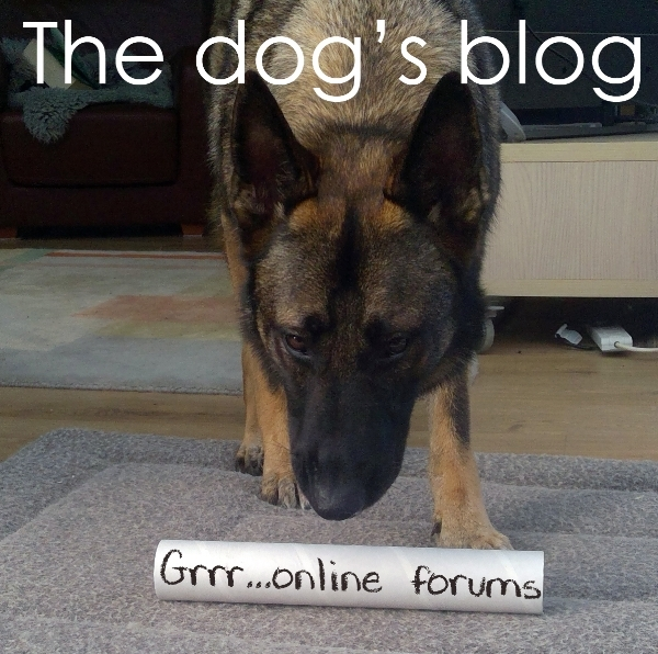 Moscow ( Veterinary Prescriber 's rescue hound) has actually found his own voice and gives a peculiarly dog's eye perspective of on all things veterinary. This month: Grrrrr... online forums