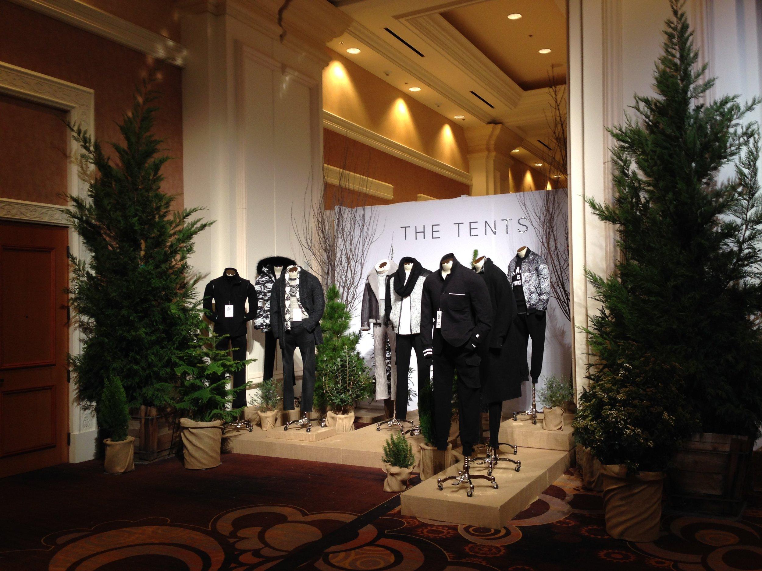 Trade Shows - PROJECT Mens - Las Vegas, 2015