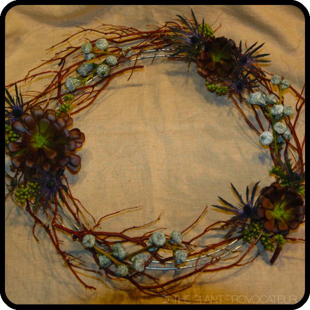 |Manzanita Trimmings + Floral Festoon|