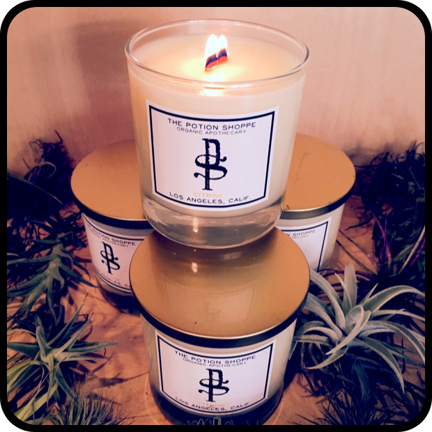 The Potion Shop - Citrine Candle
