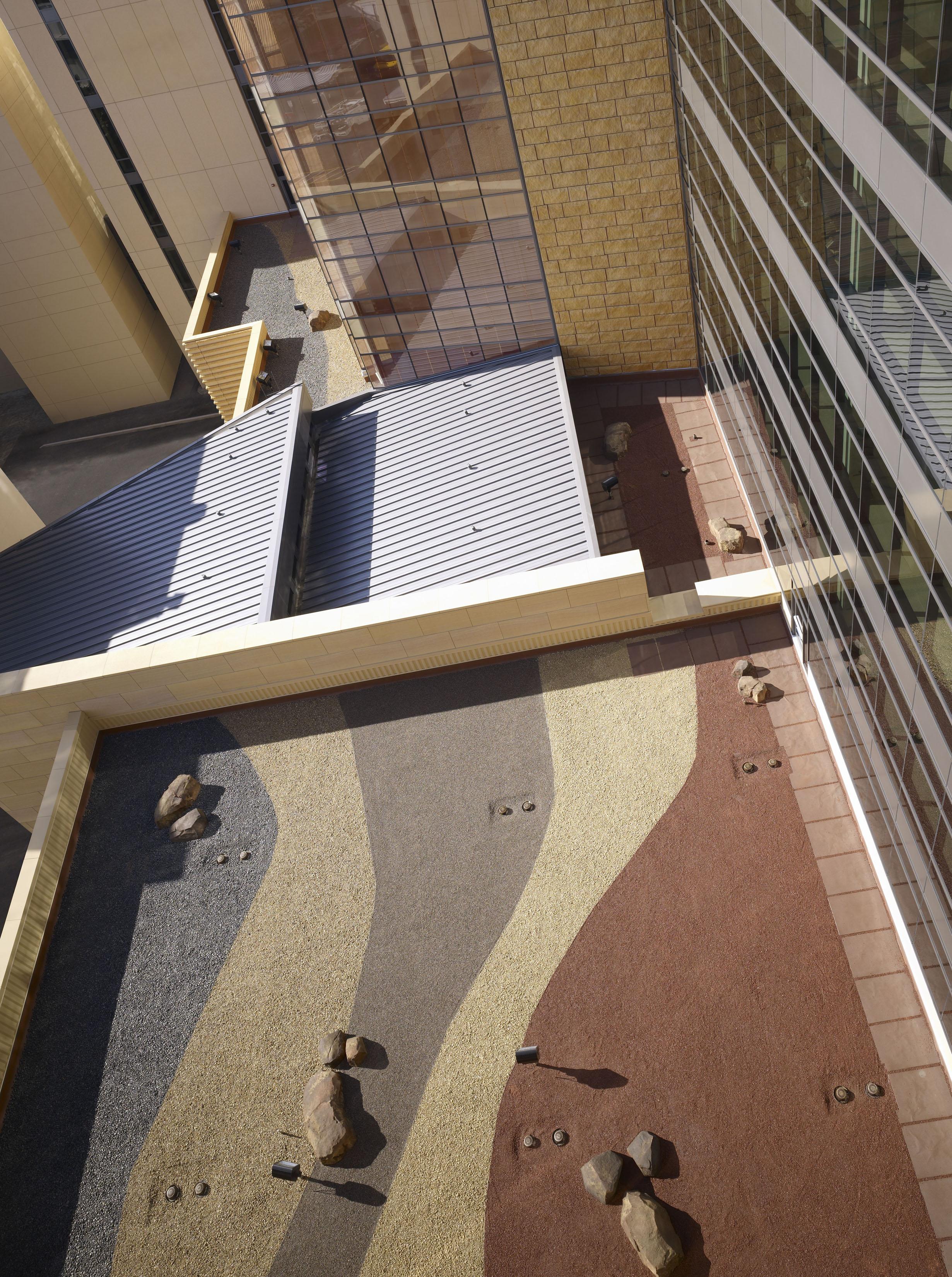 UCIrvine Douglas Hospital Exterior - Rock Garden 01.jpg
