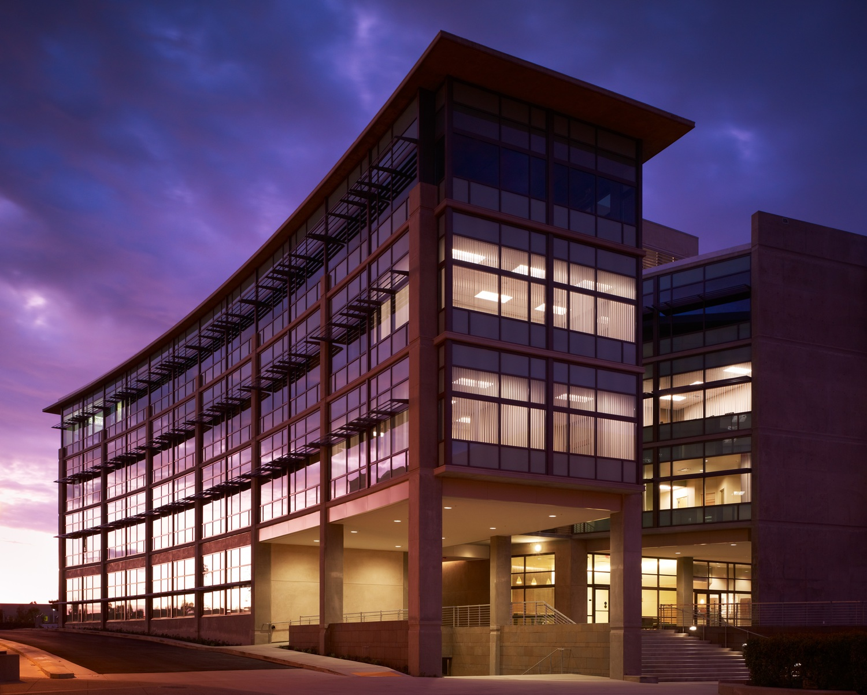 Medical Education Building -  University of California, Irvine -LEED GOLD