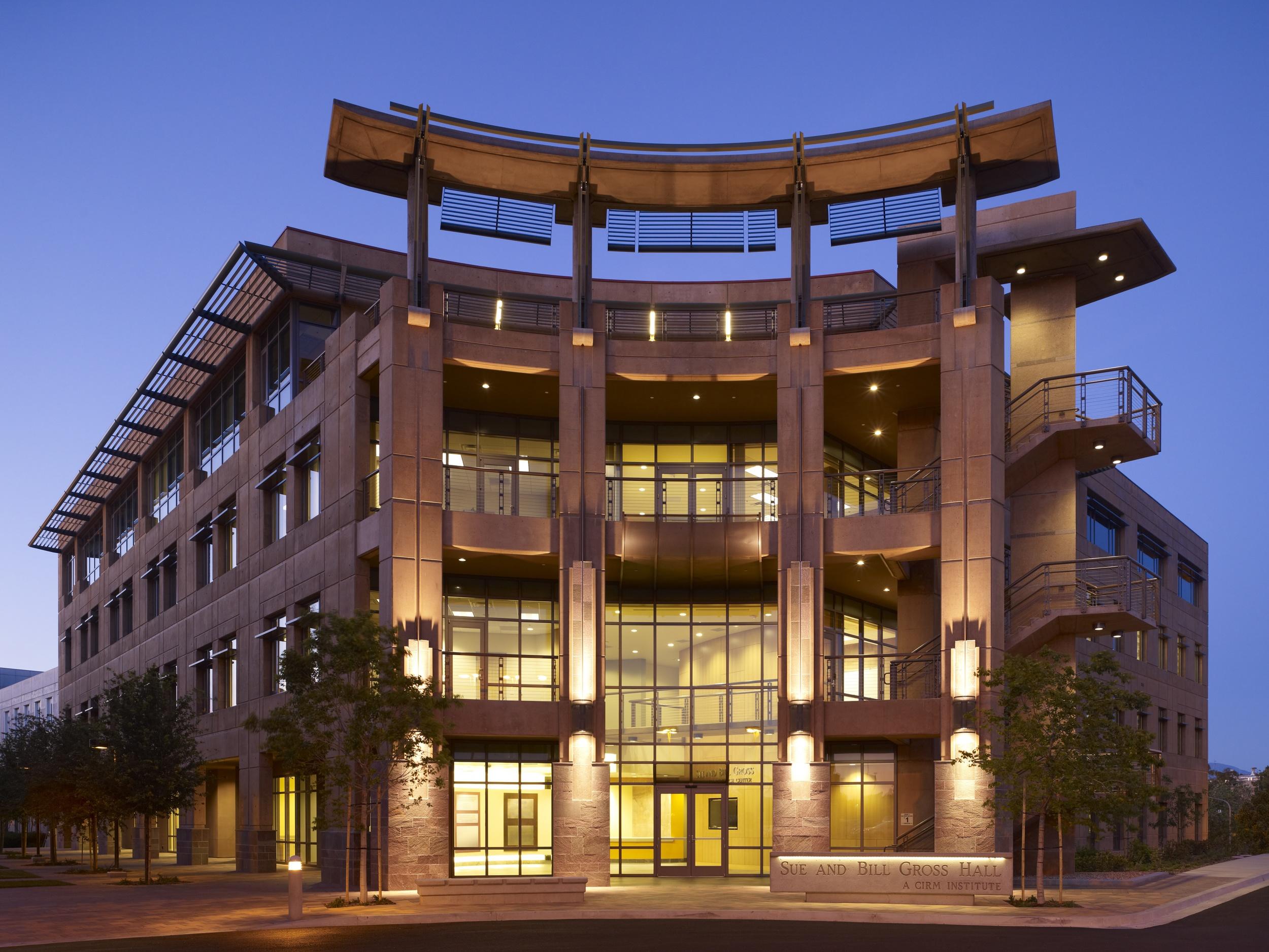 California Institute of Regenerative Medicine - LEED PLATINUM