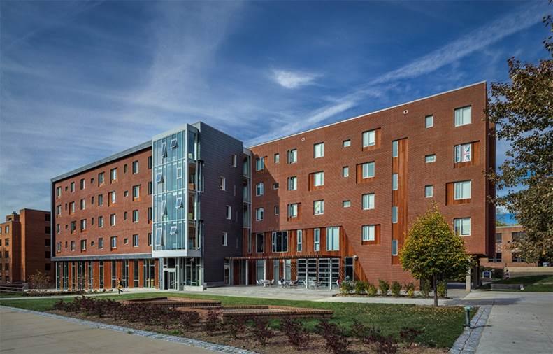 Gallaudet University Residential Housing, Washington D.C.