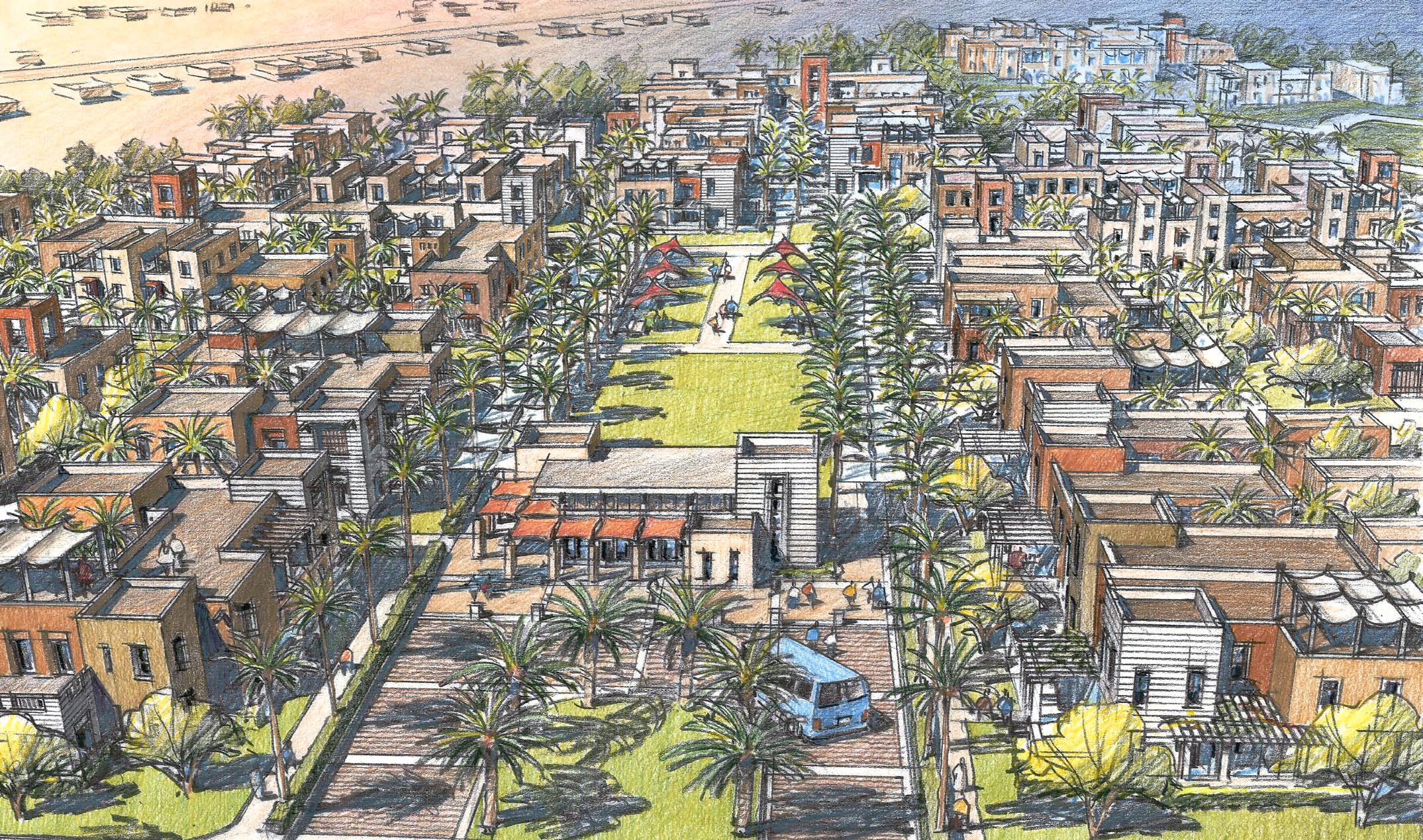 UAE University Academic Living Community,Al Ain, Abu Dhabi