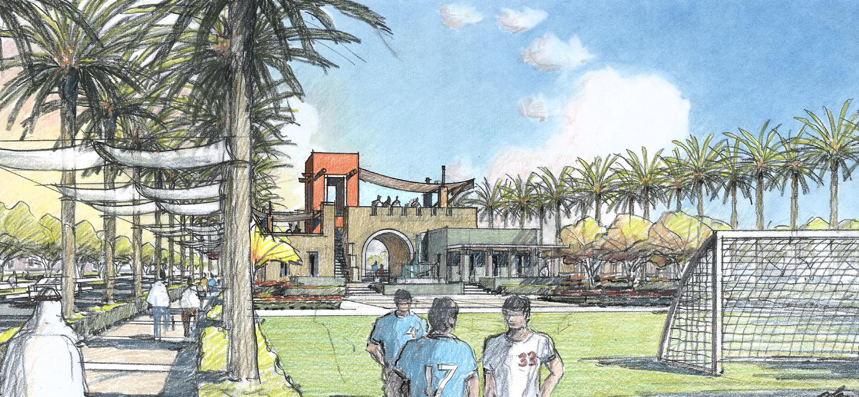 UAE University Structural Plan Development, Al Ain, Abu Dhabi