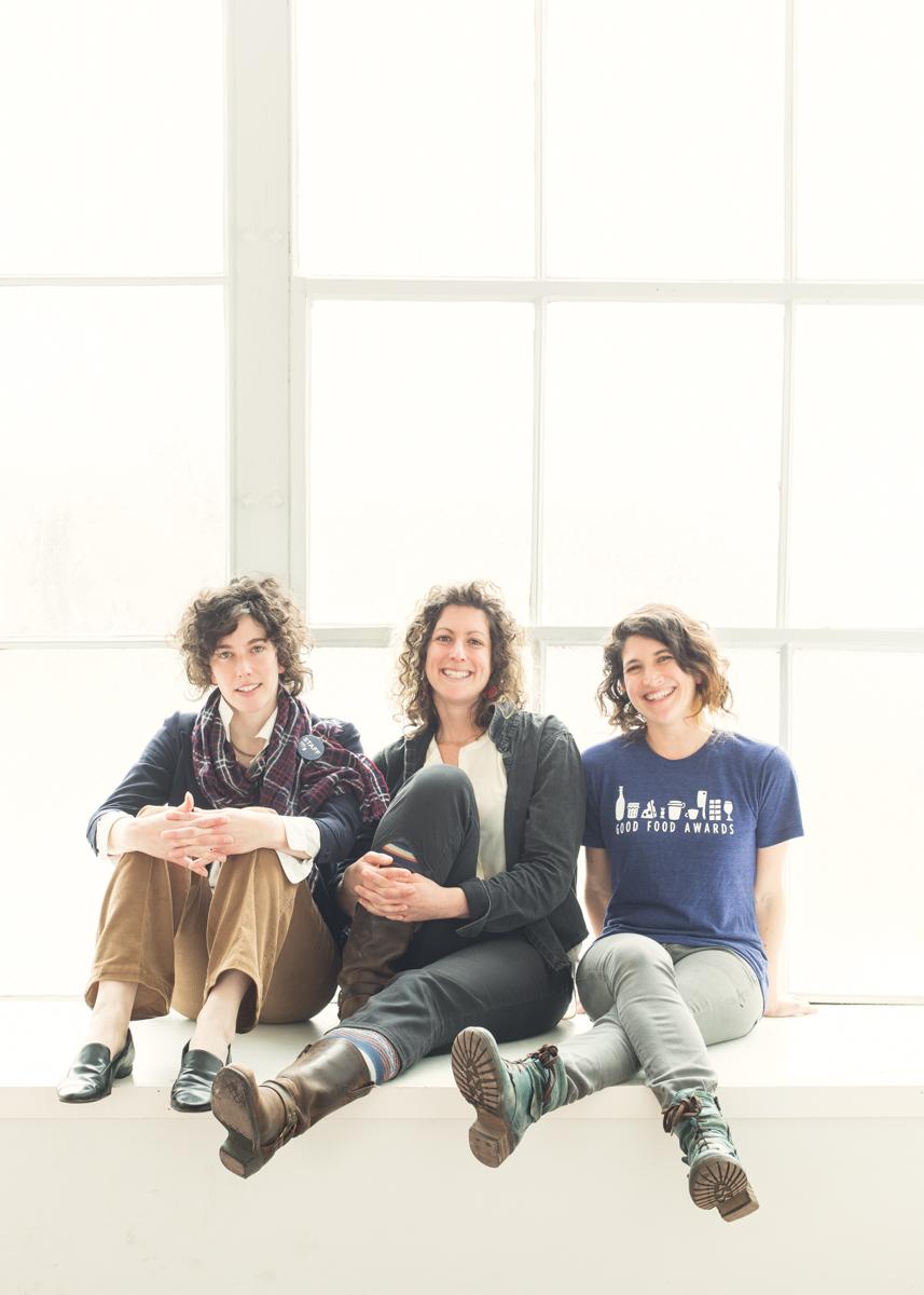 Sarah, Gavi, Rachel/Weiner Sisters