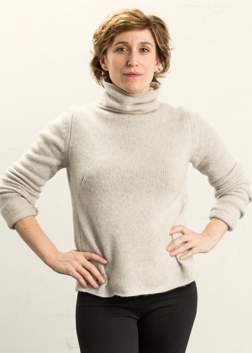 Anna Castellani/Founder, Foragers Market