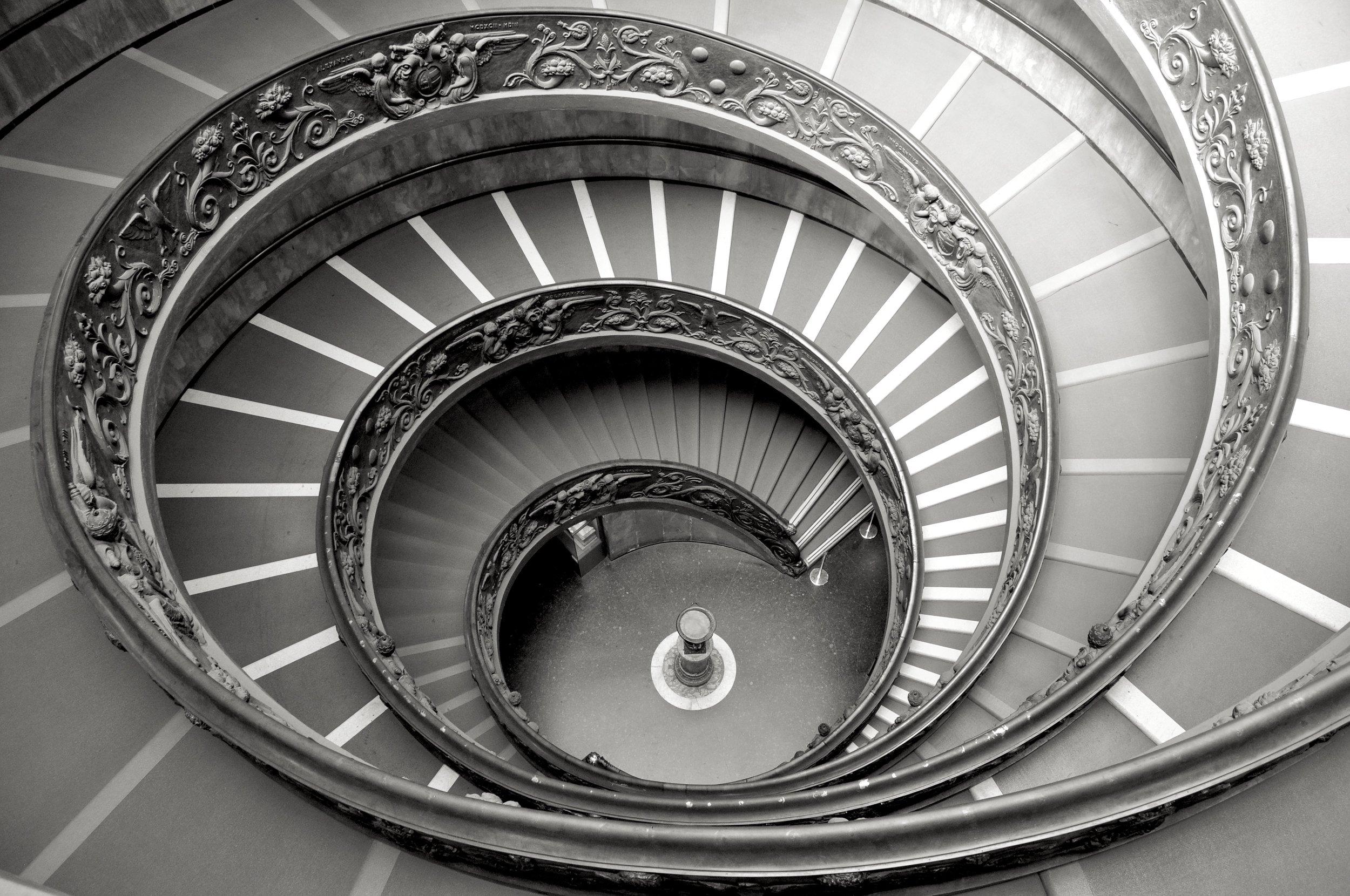Vatican Stairway T.JPG