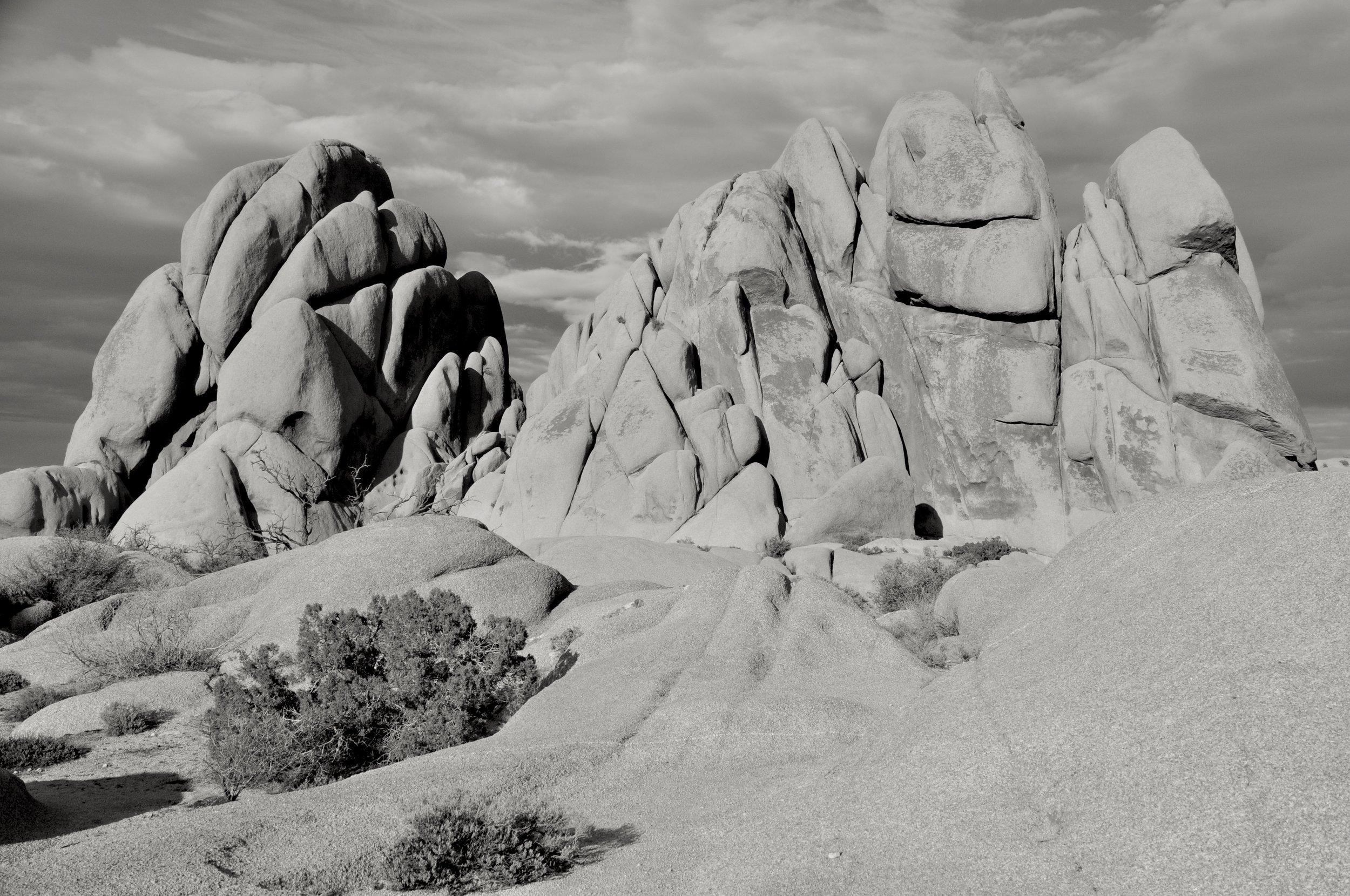 Joshua Tree Rock Formations T.JPG