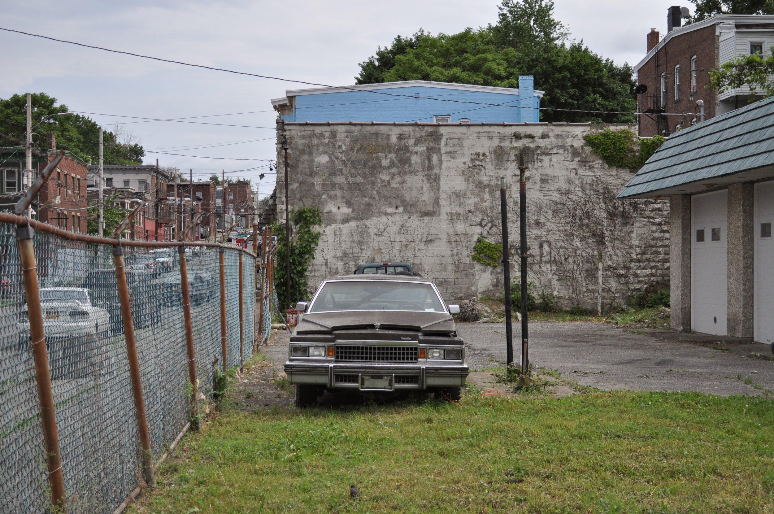 Fenced In Cadillac T.JPG