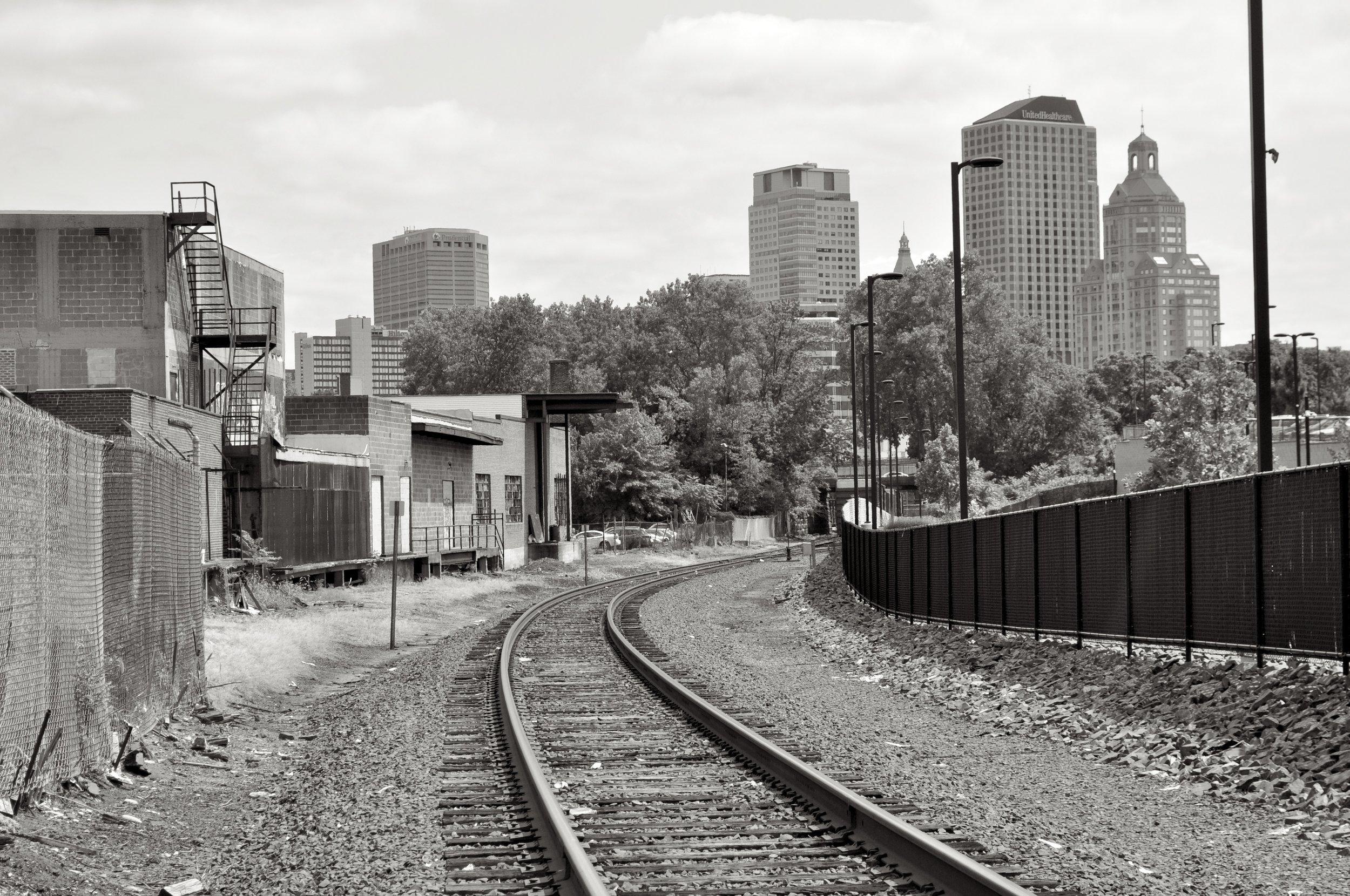 Hartford Train Tracks T.JPG