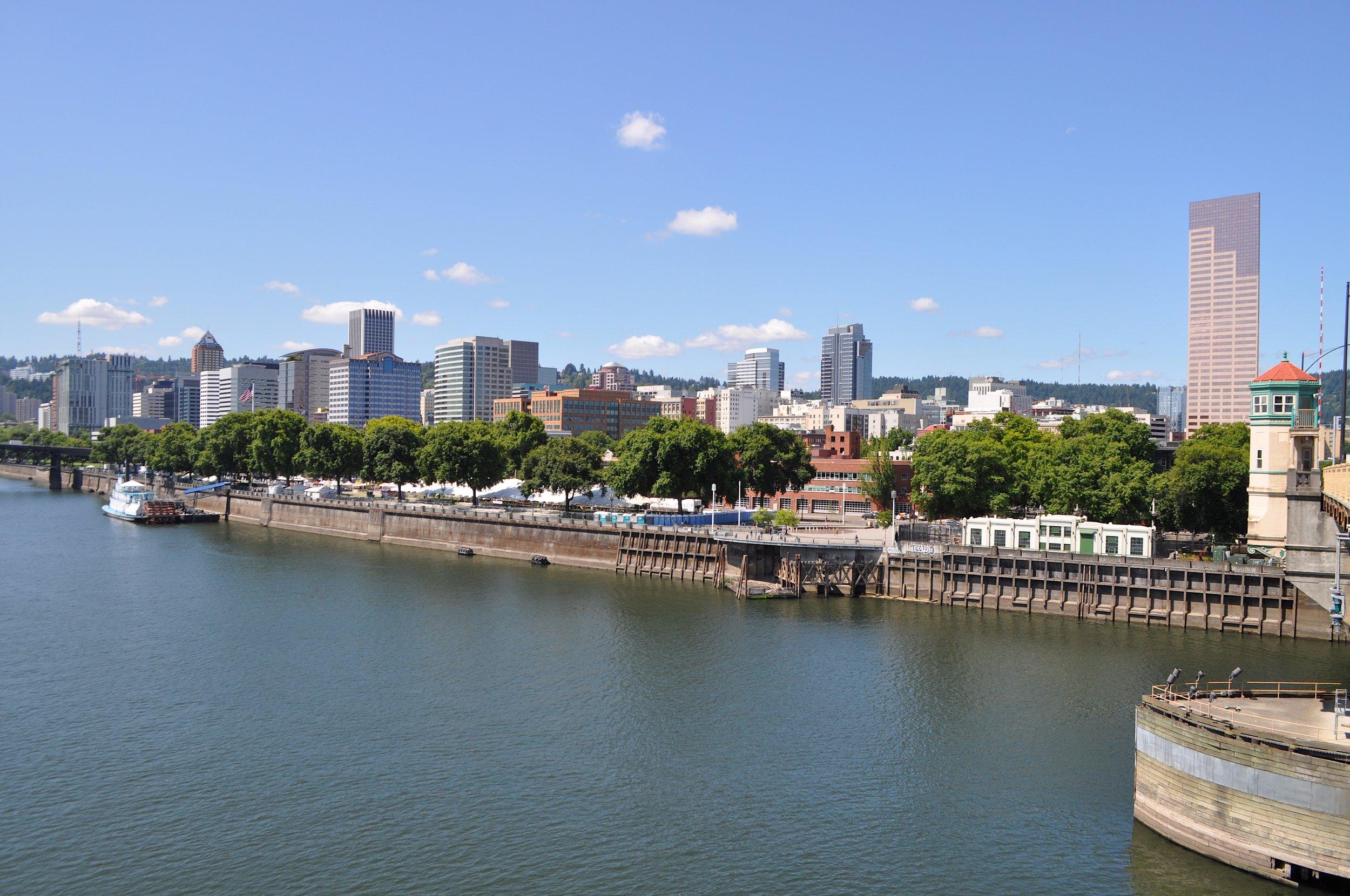 Portland Skyline T.JPG