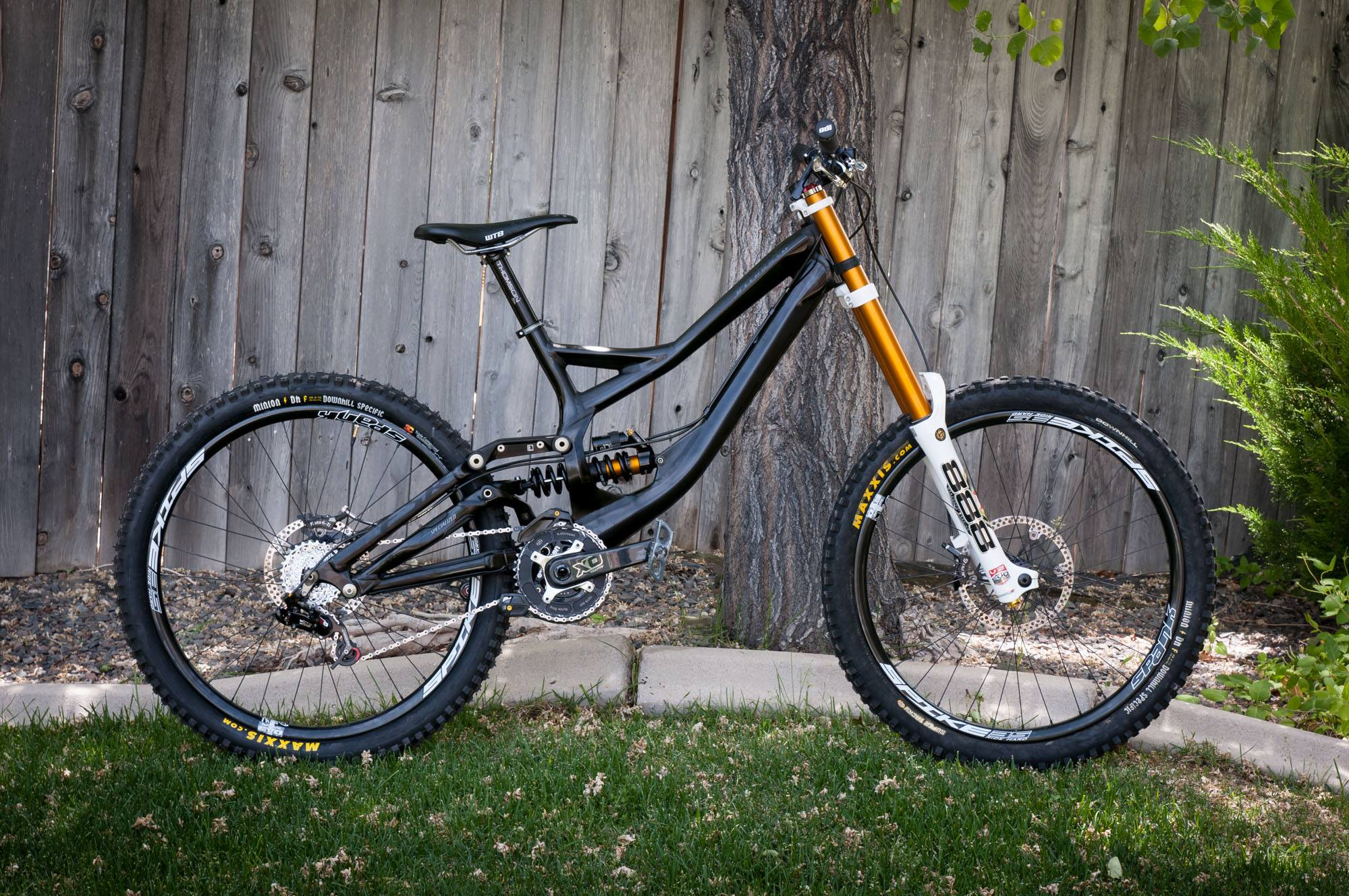 Chris Stowell's Specialized Demo 8