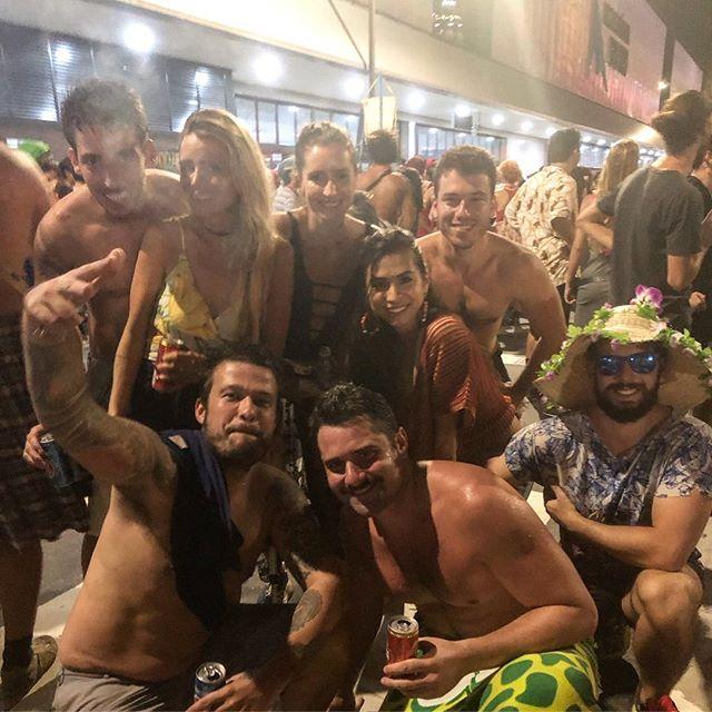 Rio Squad ❤️🇧🇷 #eletrobloco #carnaval2019