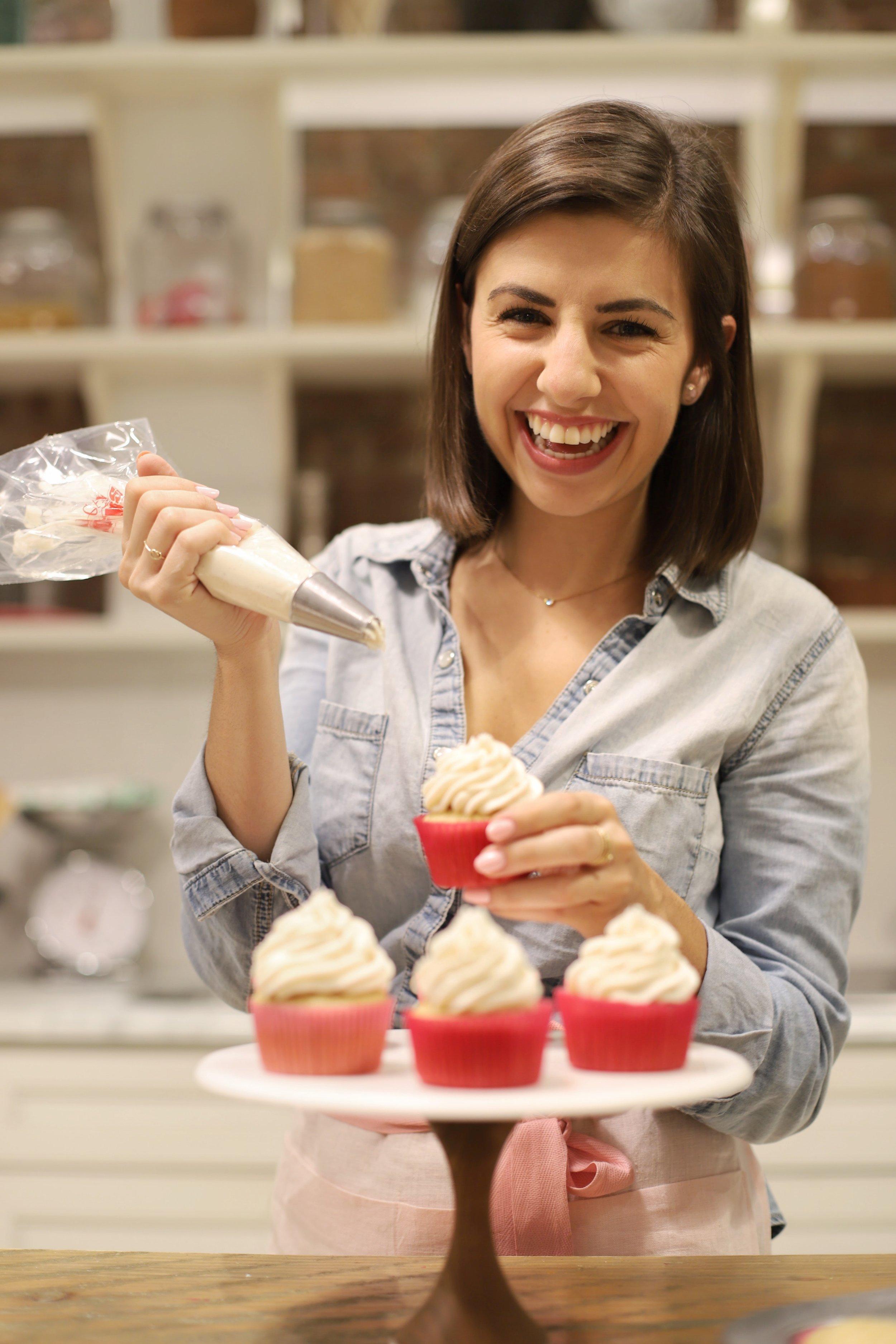 Stephanie Cowan Hot sugar Baker