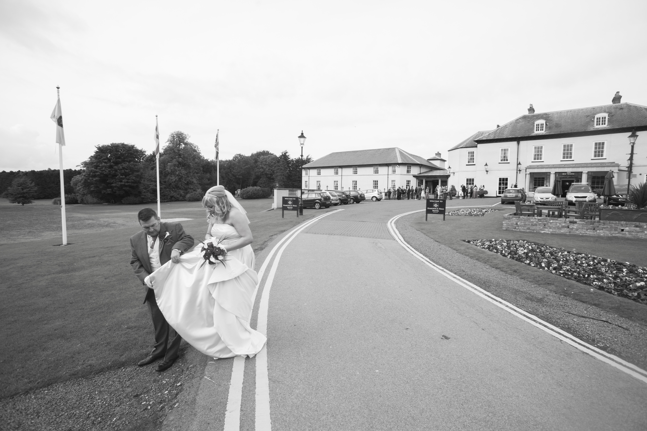 Hitchin Priory photography