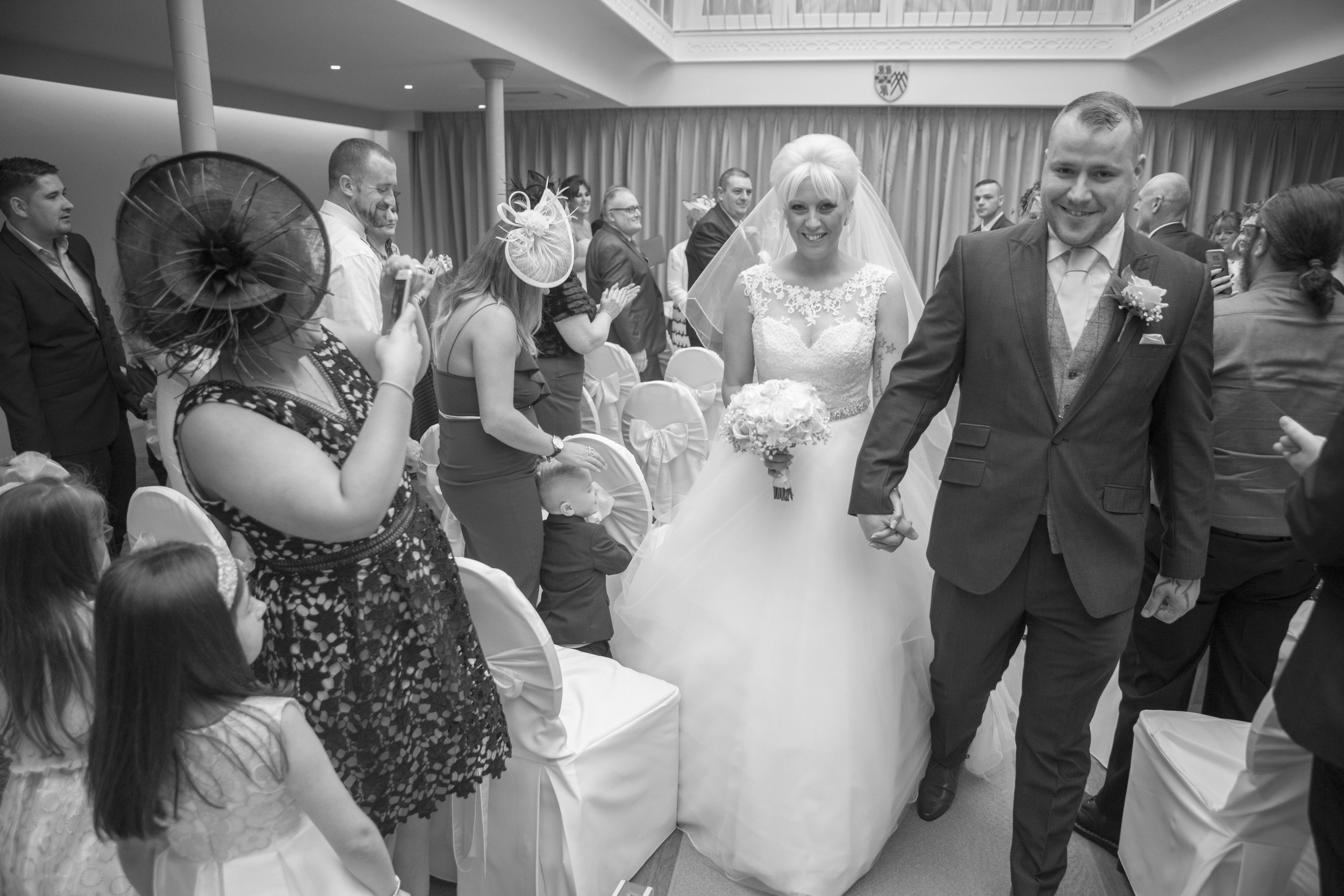 Headlam Hall Weddings