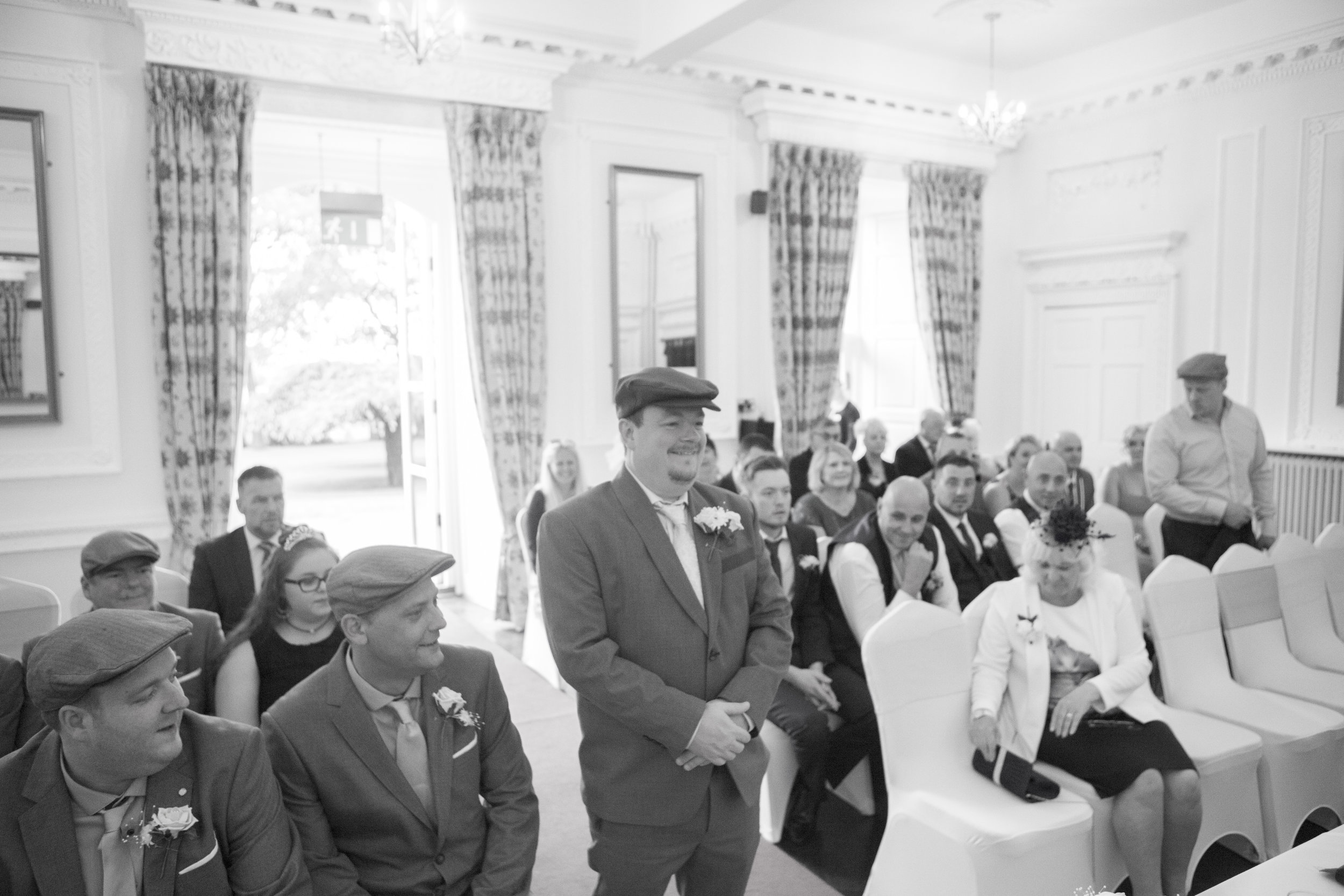 Wedding Photography Walworth Castle