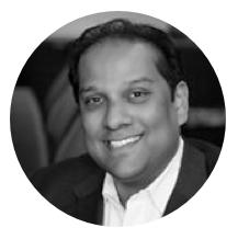 Ash Vaidya  Partner, Wellington Financial