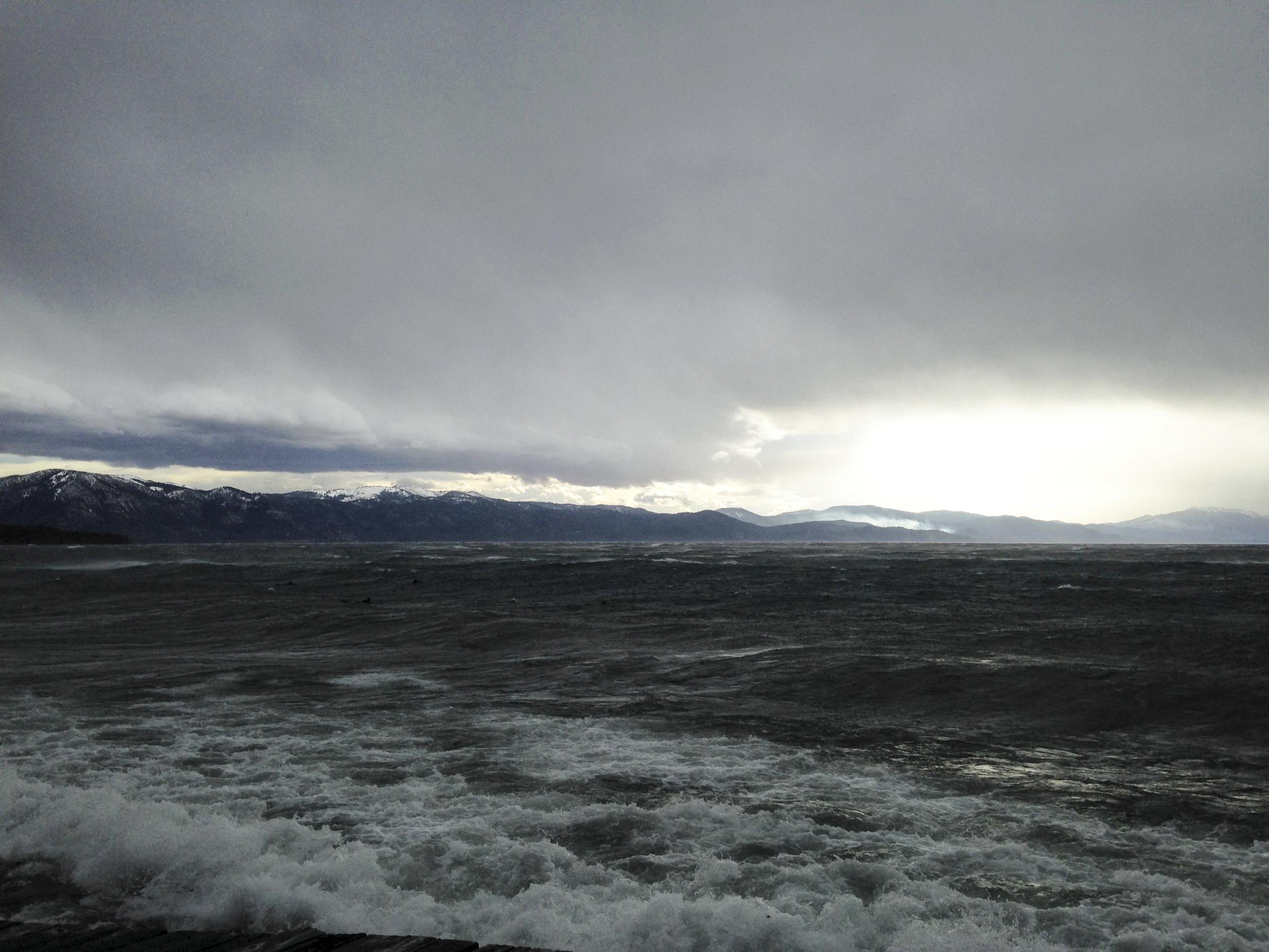 Lake Tahoe, 2014