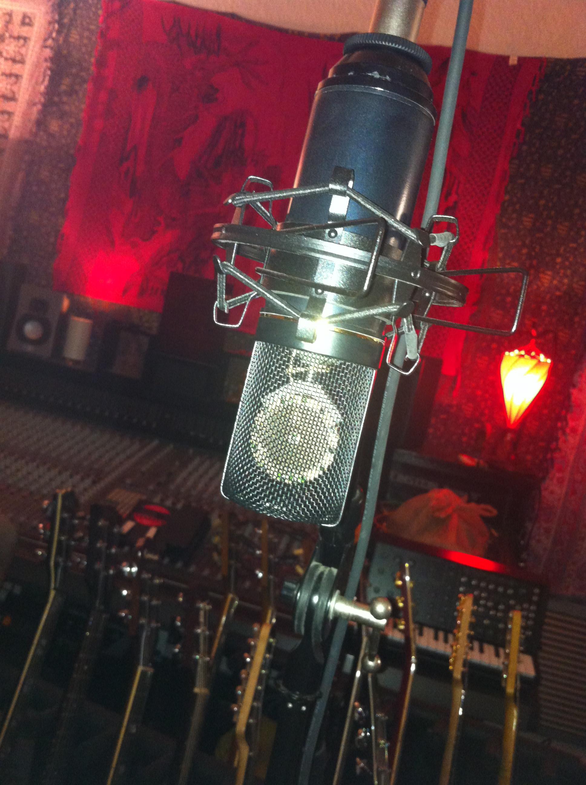 JJ Audio FET U87 Conversion