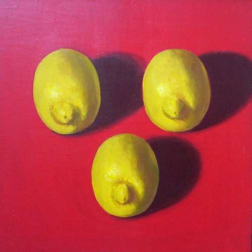 3 Lemons on Red (500x500).jpg