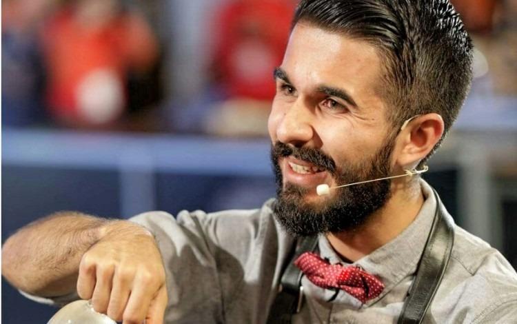 Ariel Bravo, representante de Costa Rica en el pasado Mundial de Barismo.