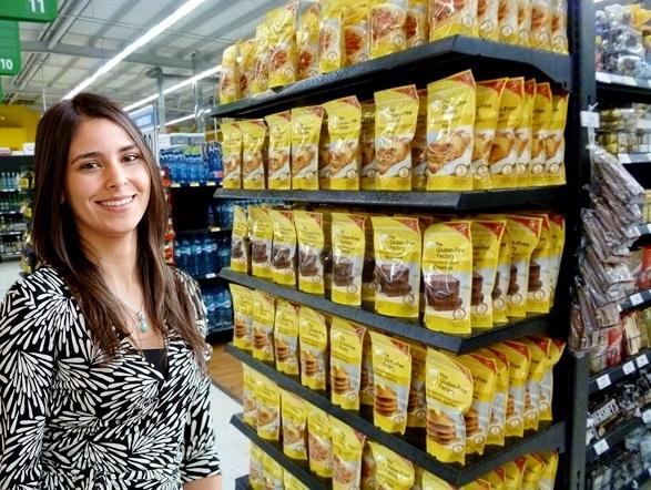 María Claudia Vargas, directora de proyectos de The Gluten Free Factory