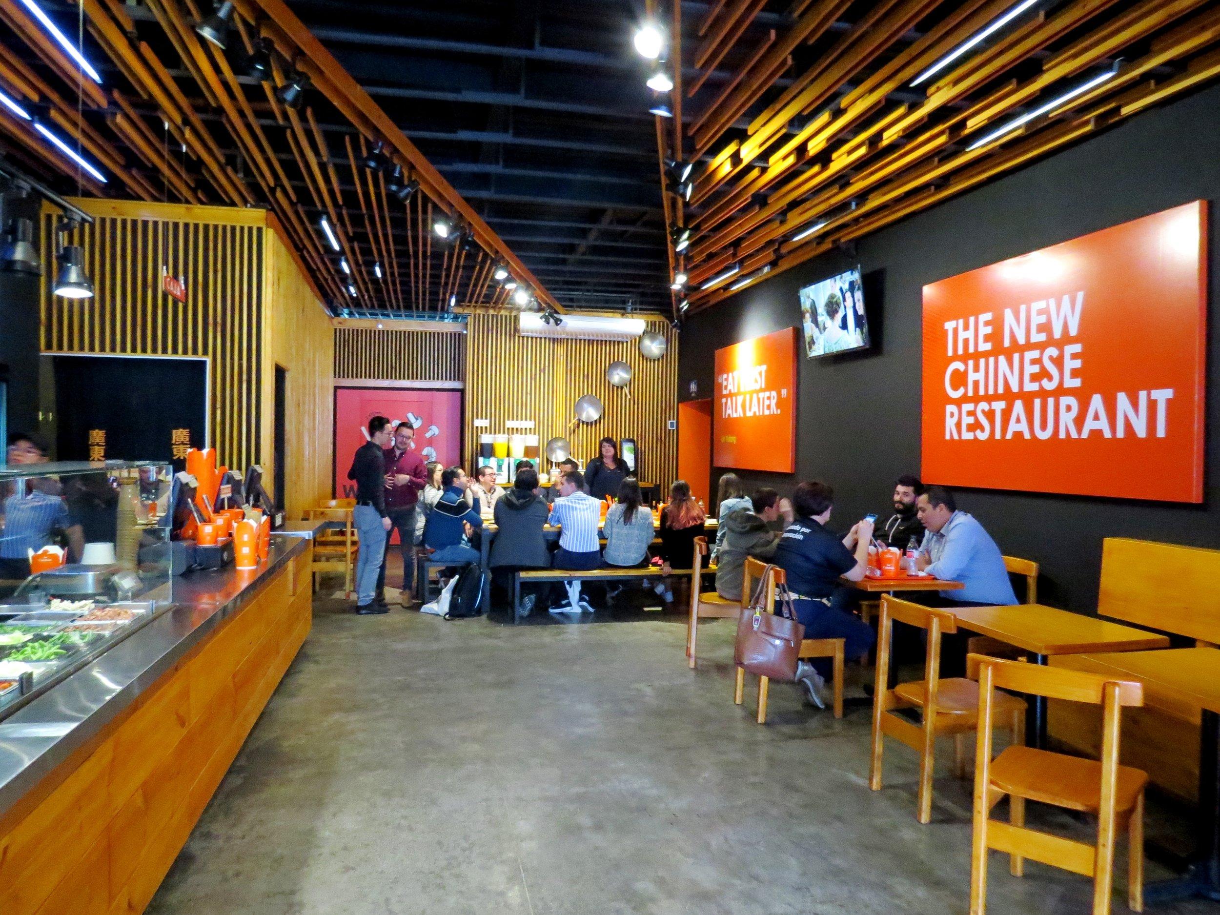 Se espera que en el segundo semestre del año Cantón inaugure su tercer restaurante en el este de la capital.