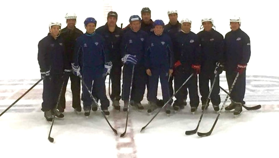 Working with Team USA and Team Finland