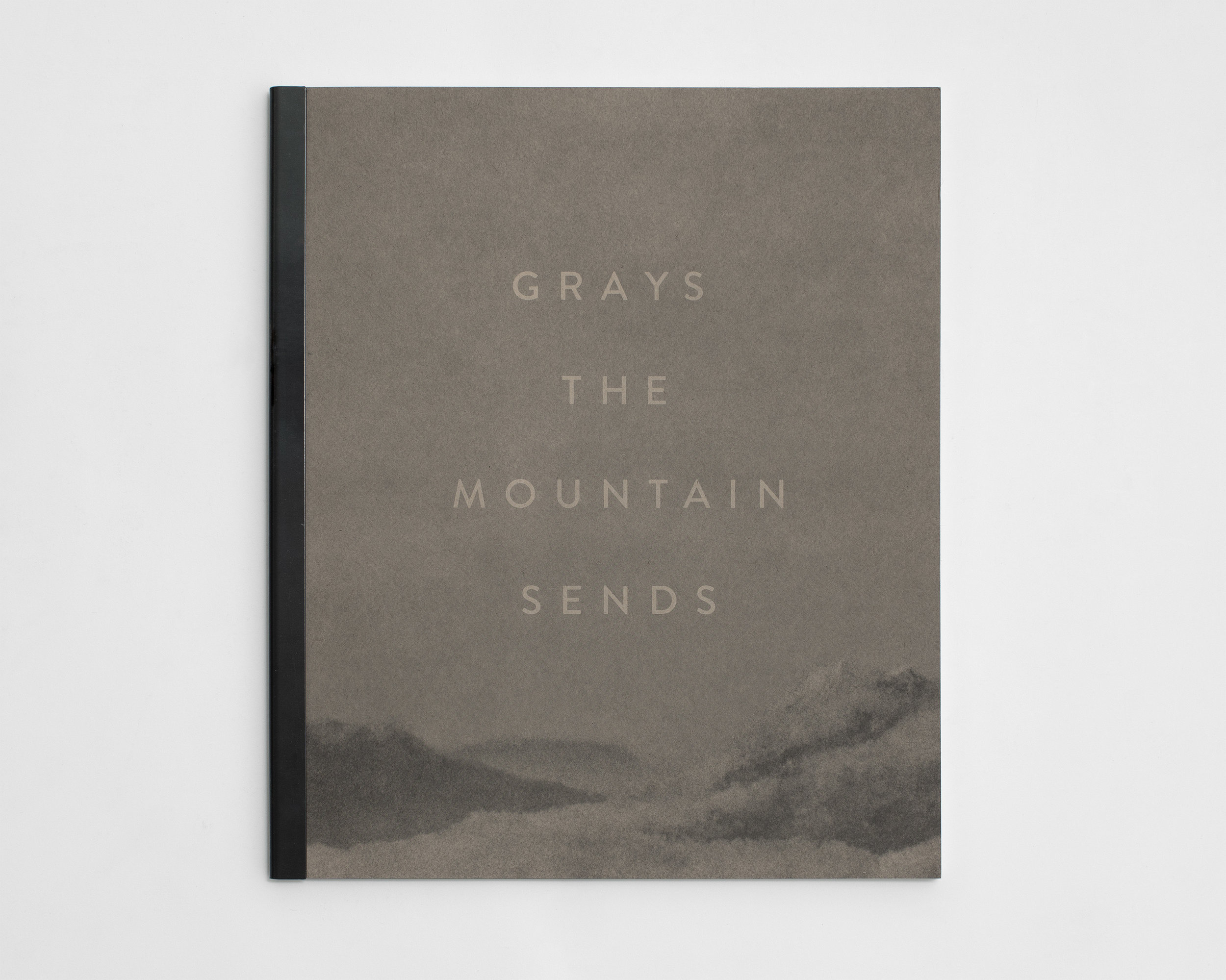 Inspired by the poetry of Richard Hugo, 'Grays the Mountain Sends' is project  that explores the lives of working people residing in small mountain towns and mining communities in the American West.