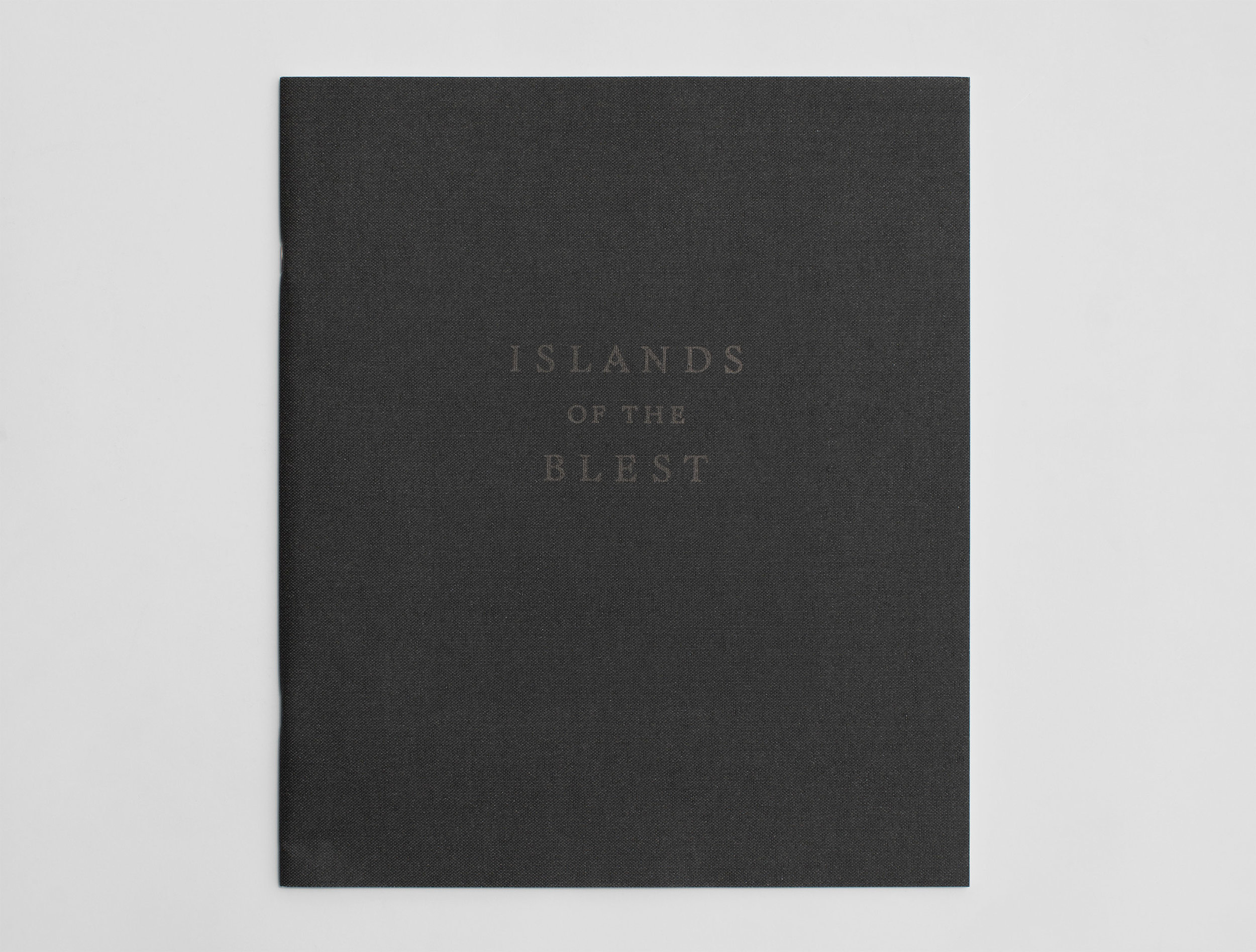 The photos in 'Islands of the Blest' depict various places in the American West and were taken over a hundred year time span, from the 1870s through the 1970s. Photographers represented range from the unknown to some of the most distinguished practitioners of the medium. All images were sourced from digital public archives.