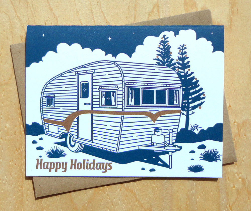 Holiday Trailer | 723