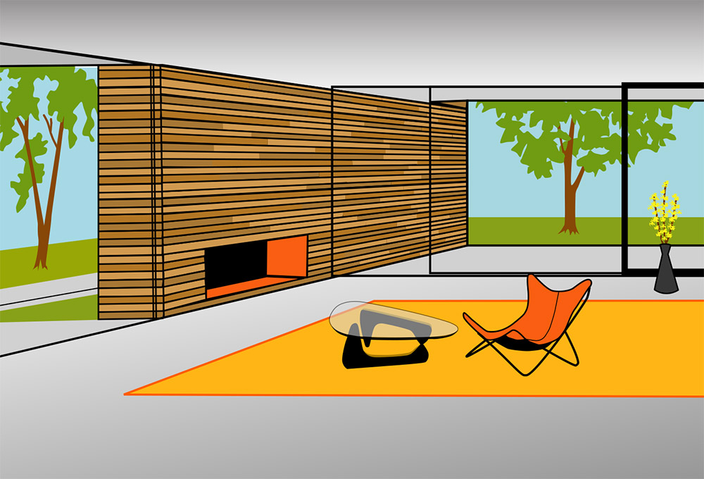Modern Interior | 165