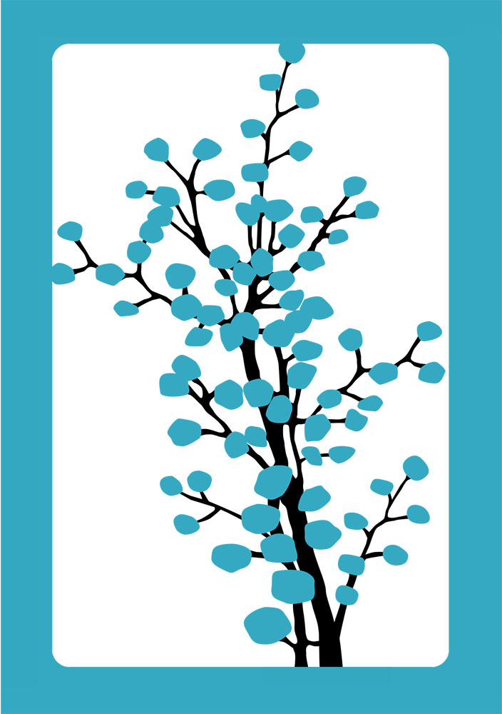 Blue Blossoms | 187
