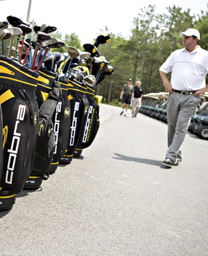 Doug Flutie, Jr.Celebrity Golf Classic