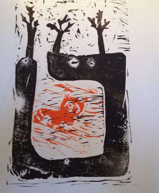 Hibernation prints - WONDER classes
