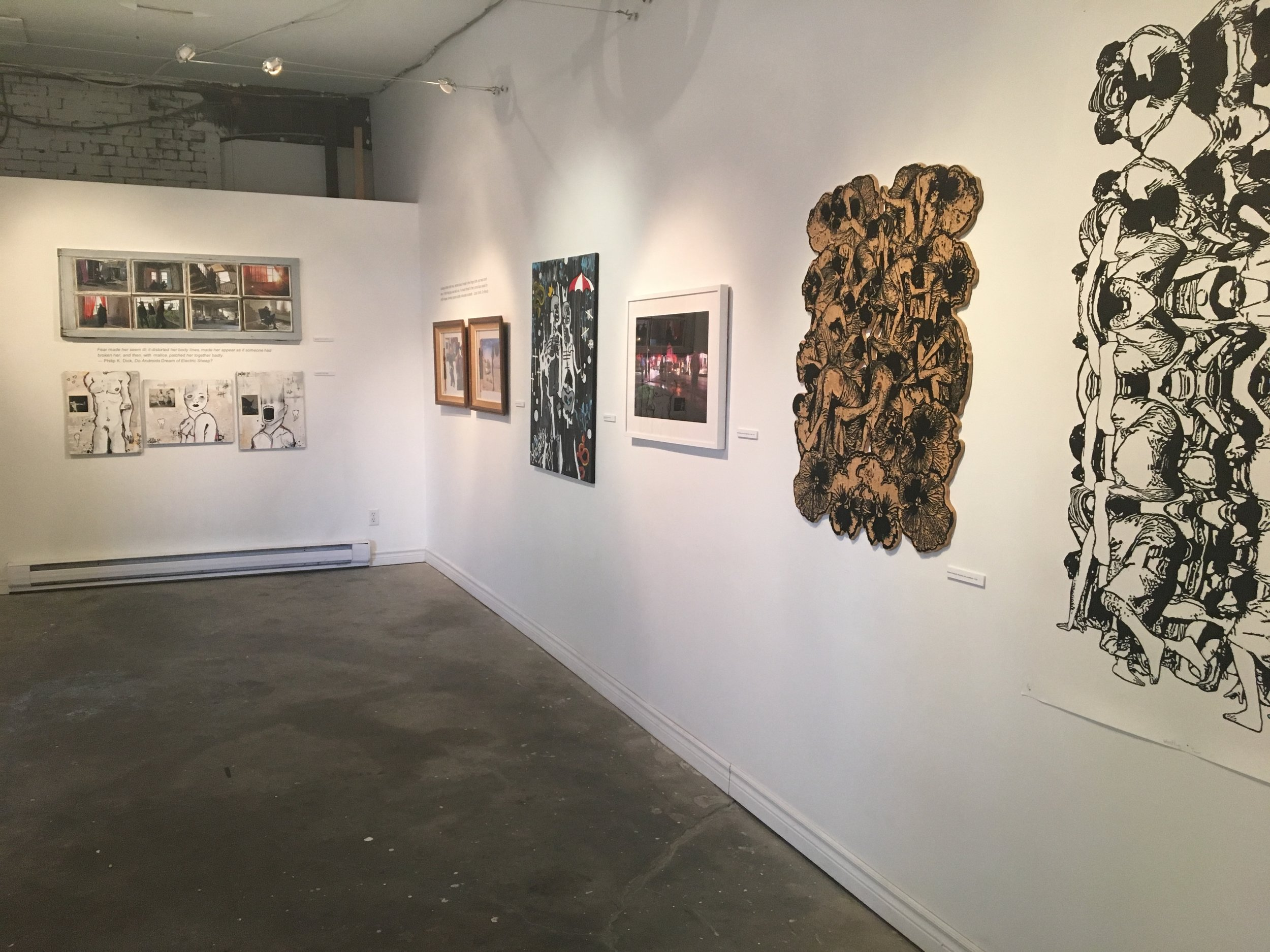 People Watching Exhibition - Dec 2018