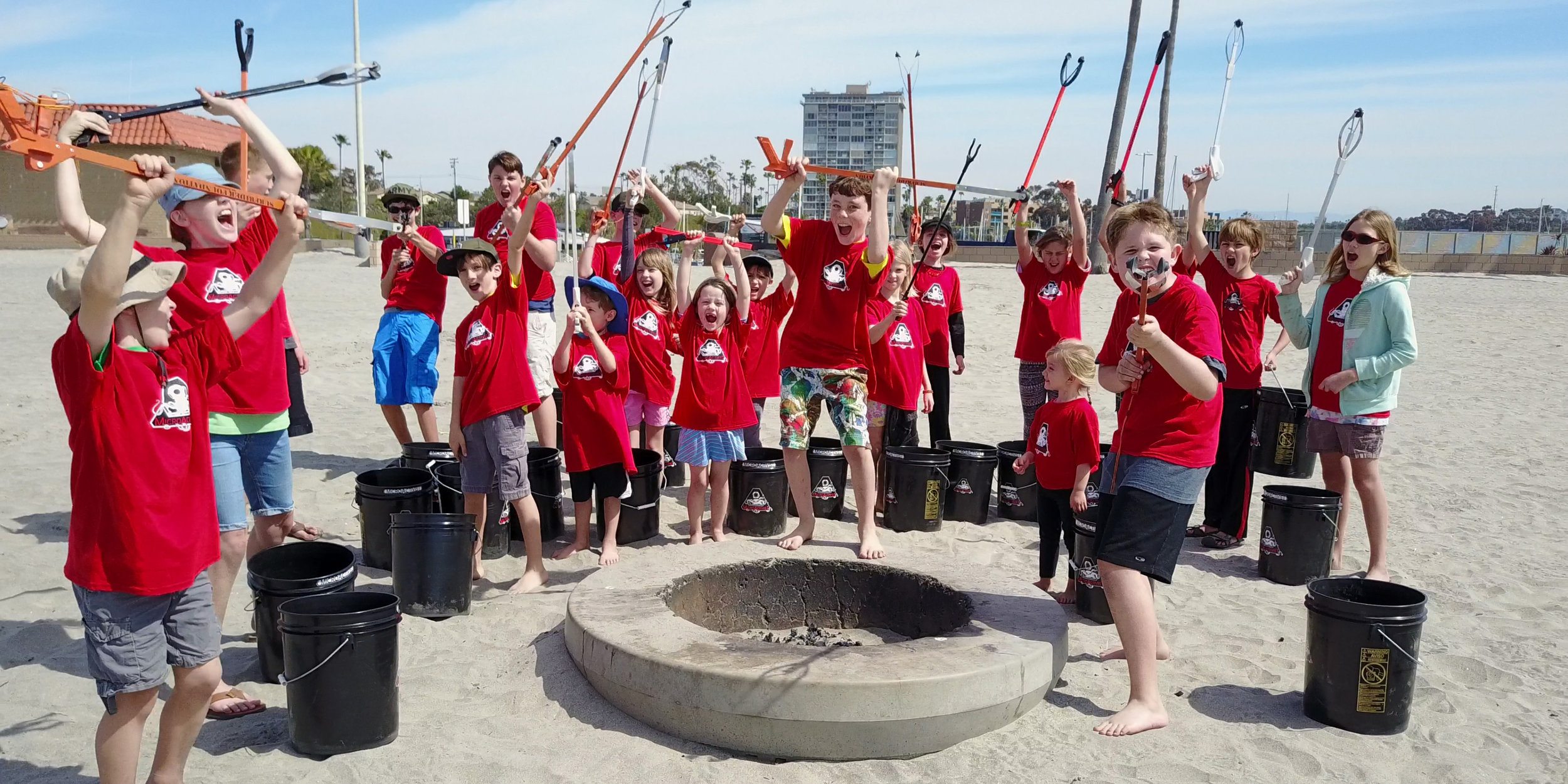 5 -Beach Cleanup - Microactivsts battle cry.jpg