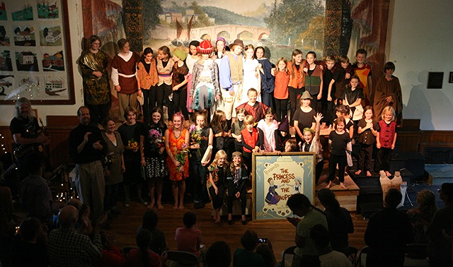Vermont 2014 Cast and Staff