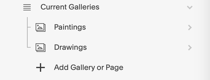Current Galleries.