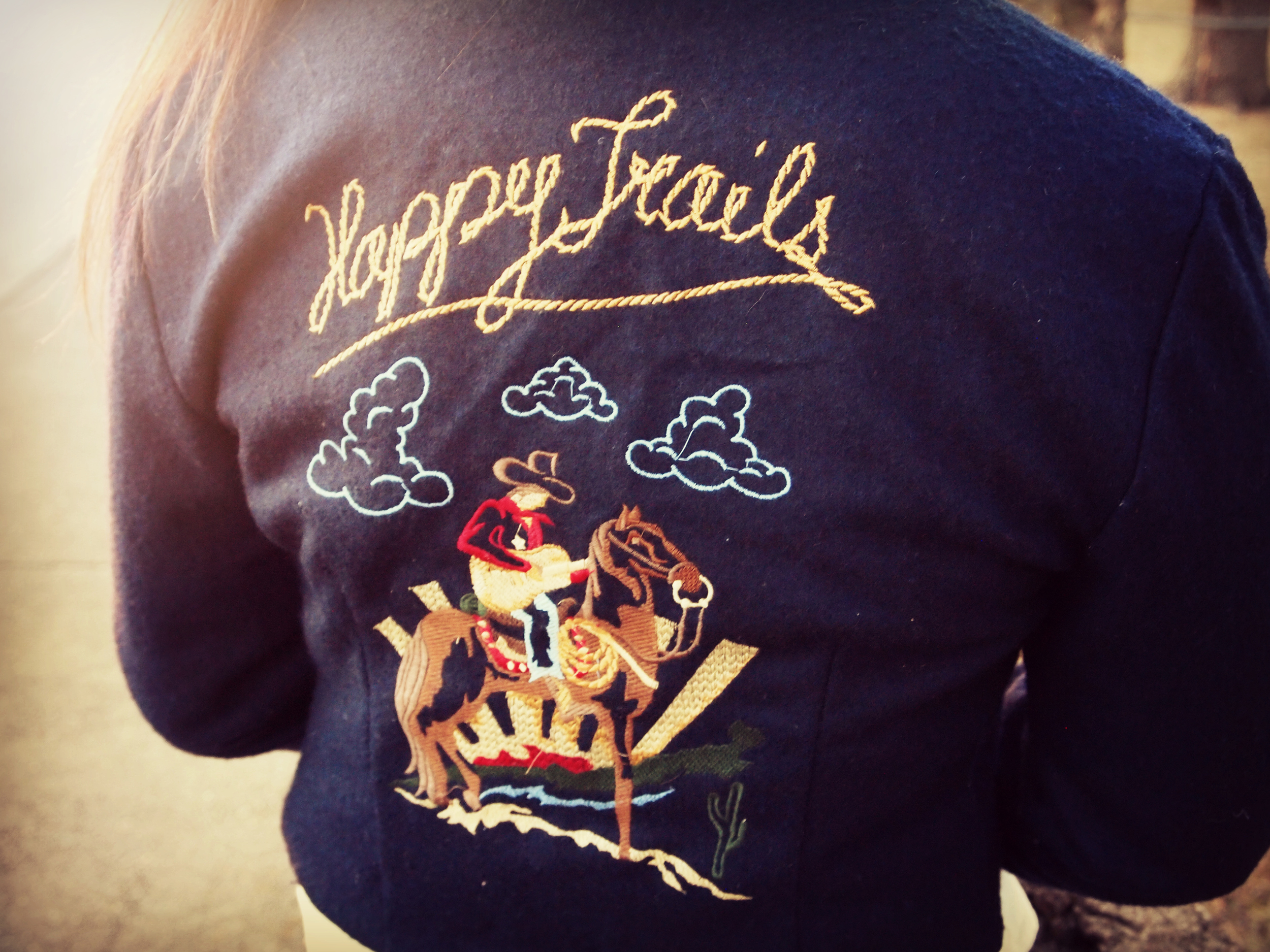 Happy Trails Jacket: Savant Vintage