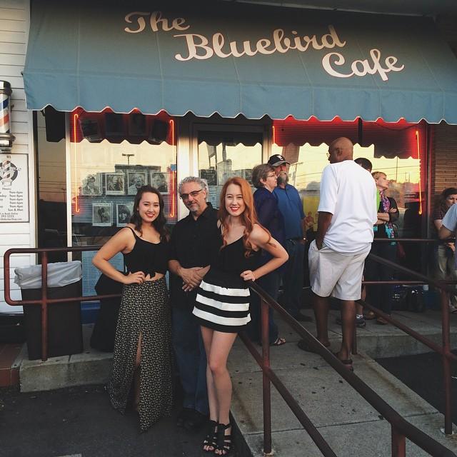 The Bluebird Cafe Nashville