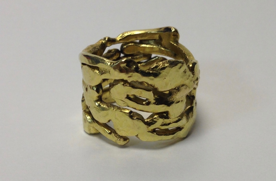 K18 Recycled Yellow Gold - Sold