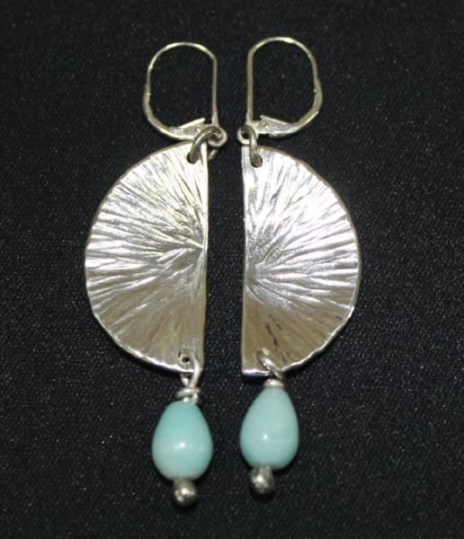 Amazonite. Silver 925 - Sold