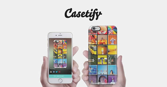 Customizable iPhone cases and other Apple products.